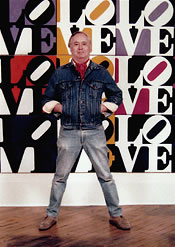 from Robert Indiana: American Dreamer